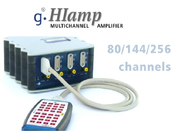 g.HIamp 多通道放大器