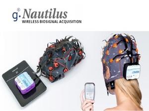 g.Nautilus 无线生物信号采集系统