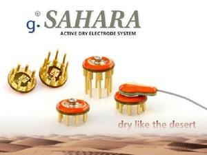 g.SAHARA 主动干电极系统